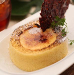 ブリュレロールケーキ