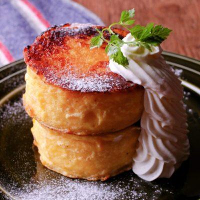 フレンチパンケーキ
